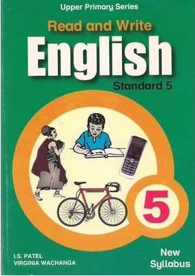 Read And Write English Std 5