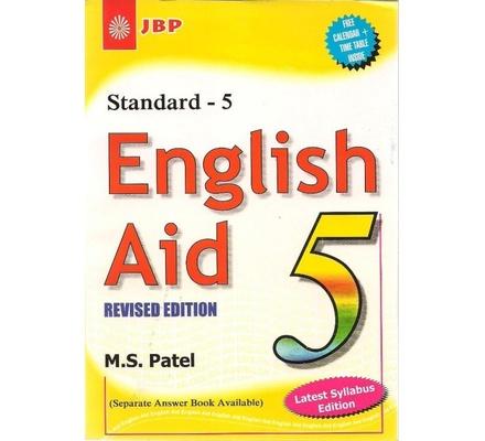 English Aid Std 5