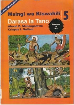 Msingi wa Kiswahili Darasa La 5