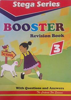 Stega Series Booster 3