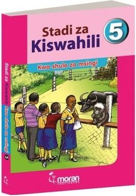 Stadi Za Kiswahili Darasa La 5