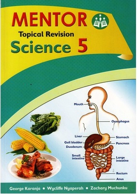 Mentor Topical  Revision  Science Std 5