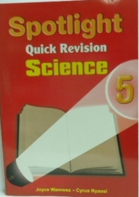 Spotlight Quick Revision Science Std 5