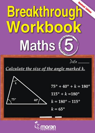 Breakthrough Workbook Mathematics Std 5