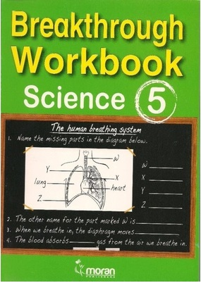 Primary Breakthrough Workbook Science Std 5