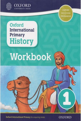 Oxford International Primary History Workbook Grade 1