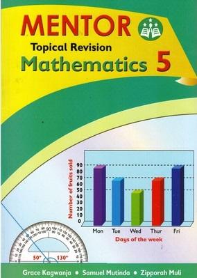 Mentor Topical Revision Mathematics Std 5