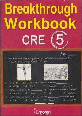 Breakthrough Workbook CRE Std 5