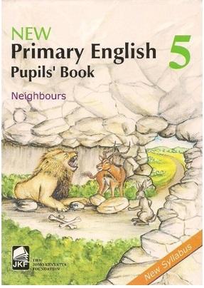 New Primary English Std 5