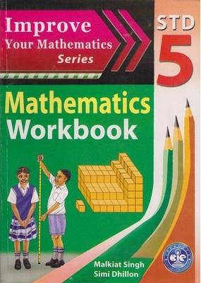 Improve your Mathematics Workbook Std 5