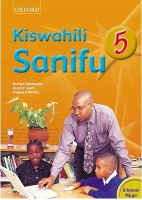 Kiswahili Sanifu Darasa La 5
