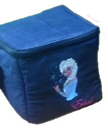 Frozen Lunch bag with name