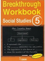 Breakthrough Workbook Social Studies Std 5