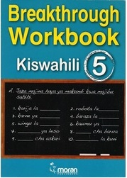 Breakthrough Workbook Kiswahili Std 5