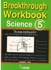 Breakthrough Workbook Science Std 5