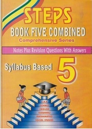 Steps Combined Comprehensive Revision Book 5