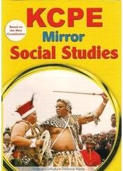 KCPE  Mirror Social Studies