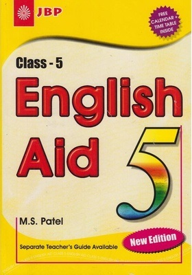 English Aid New Edition Std 5