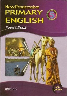 New Progressive Primary English Std 5