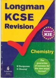 Longman KCSE Revision Chemistry