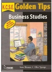 KCSE Golden Tips Business Studies