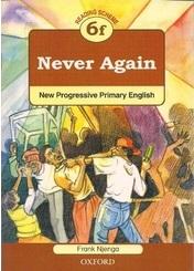 Never Again! 6f