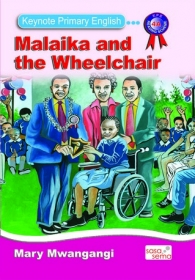 Malaika And The Wheelchair