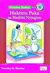 Hakimu Paka Na Hadithi Nyingine
