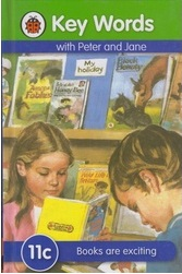 Ladybird 11c-Books Are Exciting