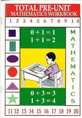 Total Pre-Unit Maths Workbook