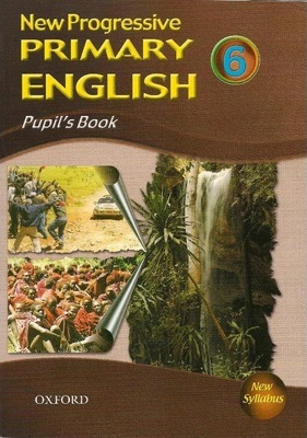 New Progressive Primary English Std 6