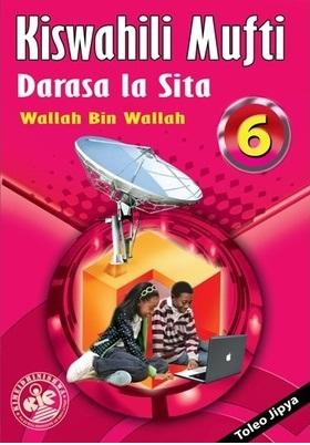 Kiswahili Mufti Darasa La 6