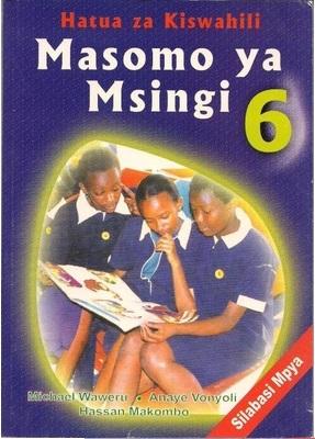 Masomo Ya Msingi Darasa La 6