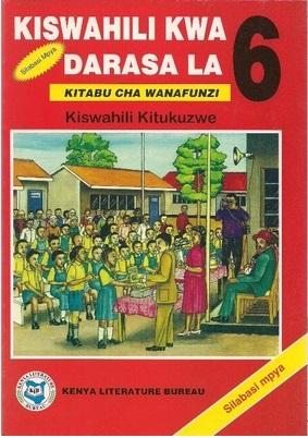 Kiswahili Kwa Darasa  La 6
