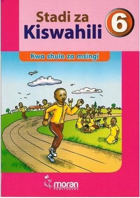 Stadi Za Kiswahili Darasa La 6