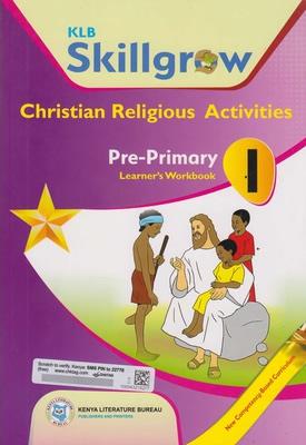 KLB Skillgrow Christian Religious Activities Pre-Primary  1