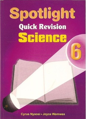Spotlight Quick Revision Science Std 6