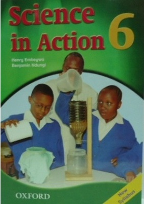 Science In Action Std 6