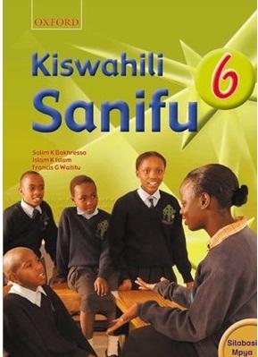 Kiswahili Sanifu Darasa La 6