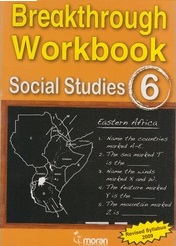Breakthrough Workbook Social Studies Std 6