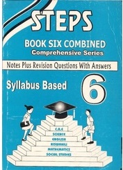 Steps Combined Comprehensive Revision Book 6