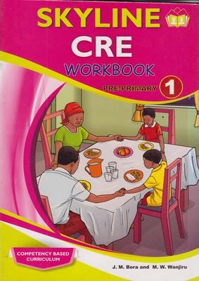Skyline CRE Workbook Pre-Primary 1