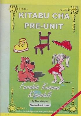Furahia Kusoma Kiswahili Pre-Unit