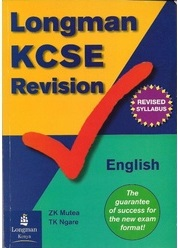 Longman KCSE Revision English