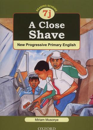 A Close Shave 7j