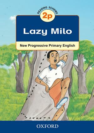 Lazy Milo 2p