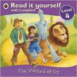 Read It Yourself  Level 4-The Wizard Of Oz