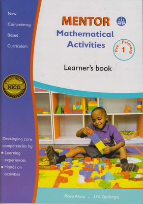 Mentor Mathematical activities Learner's PP1