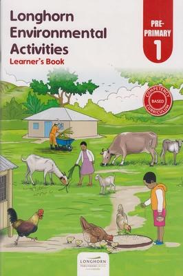 Longhorn Environmental Activities book Pre-primary 1