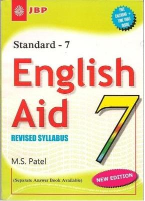 English Aid Std 7